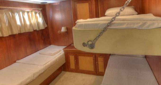 Noleggio barche  Gulet Caneren a Bodrum su Samboat