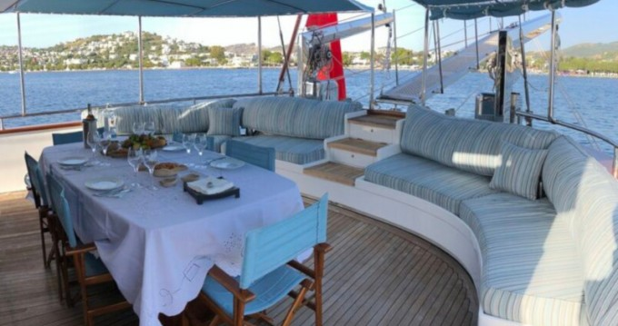 Noleggio Barca a vela con o senza skipper  a Bodrum