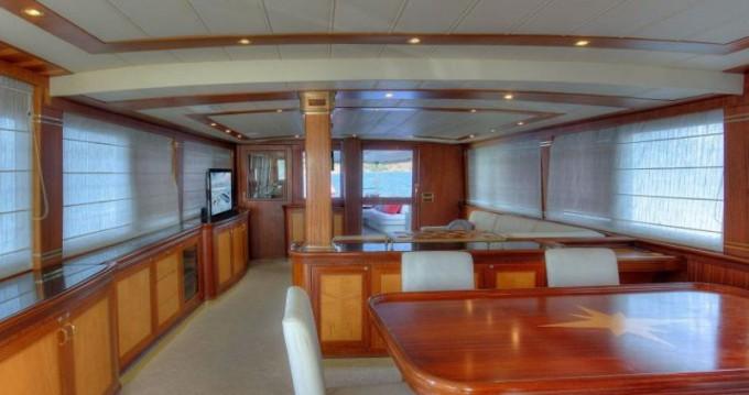 Noleggio barche Bodrum economico Gulet Caneren