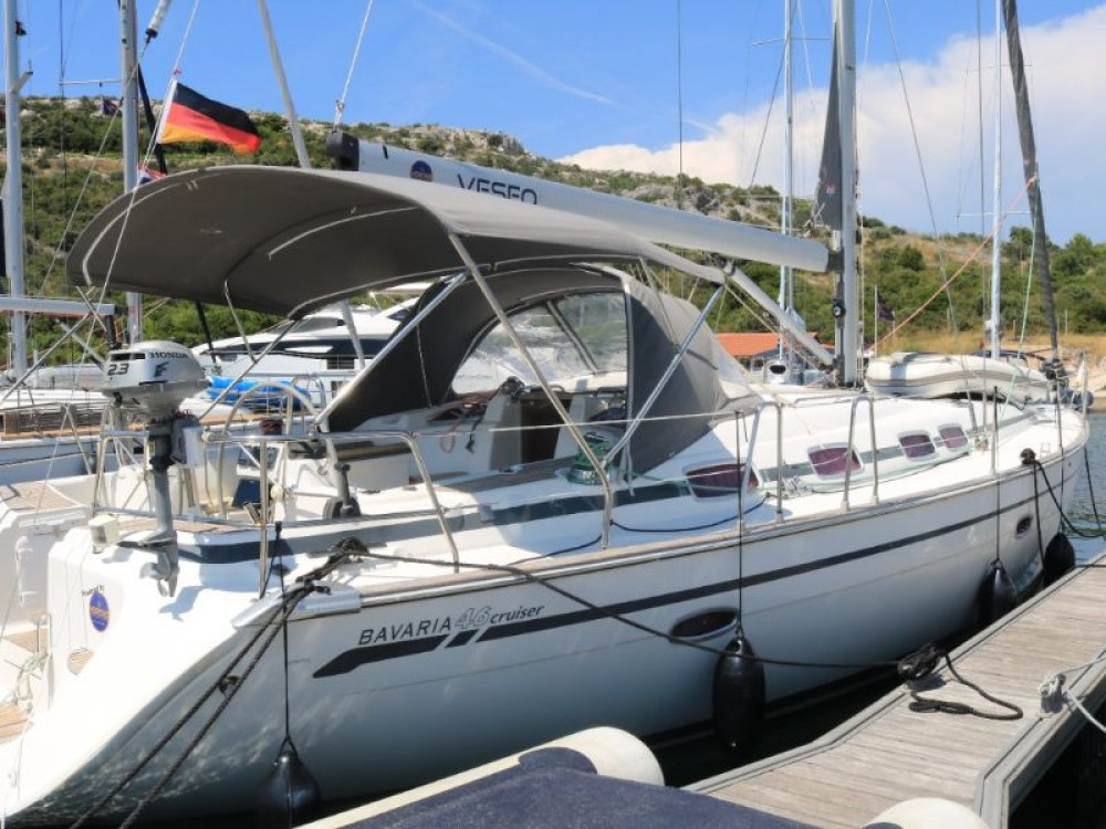 Bavaria Bavaria 46 Cruiser Veritas edition tra personale e professionale
