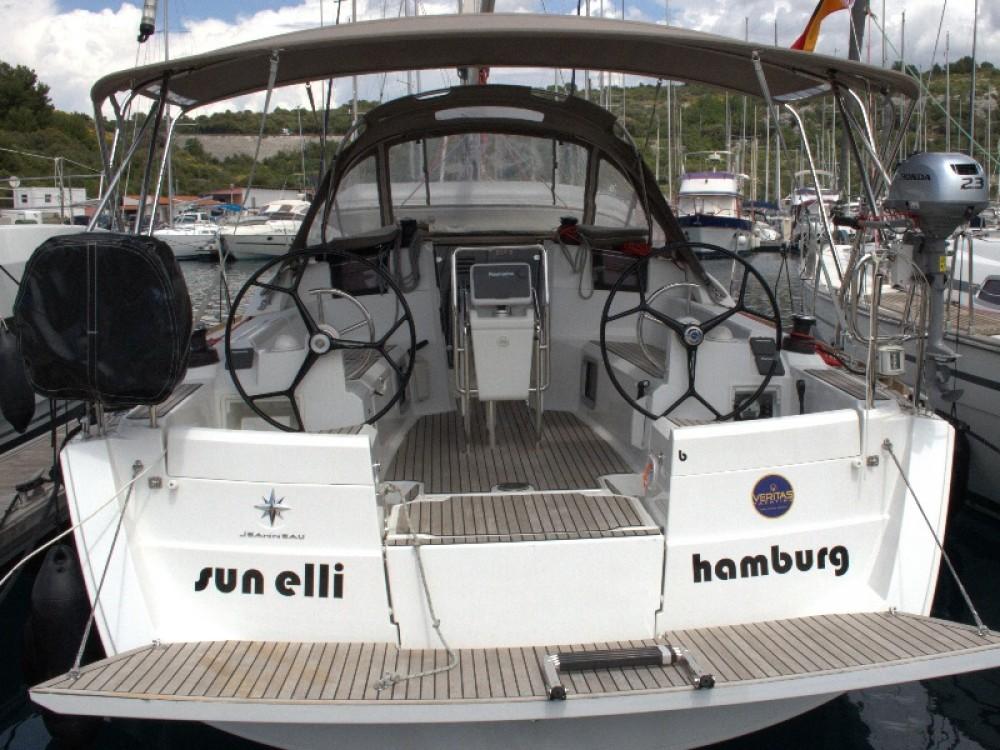 noleggio Barca a vela Primošten - Jeanneau Sun Odyssey 389