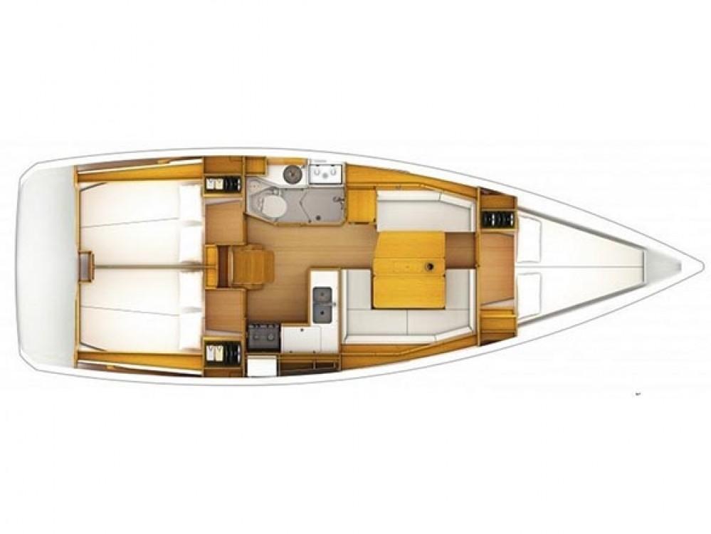 Noleggio Barca a vela con o senza skipper Jeanneau Primošten