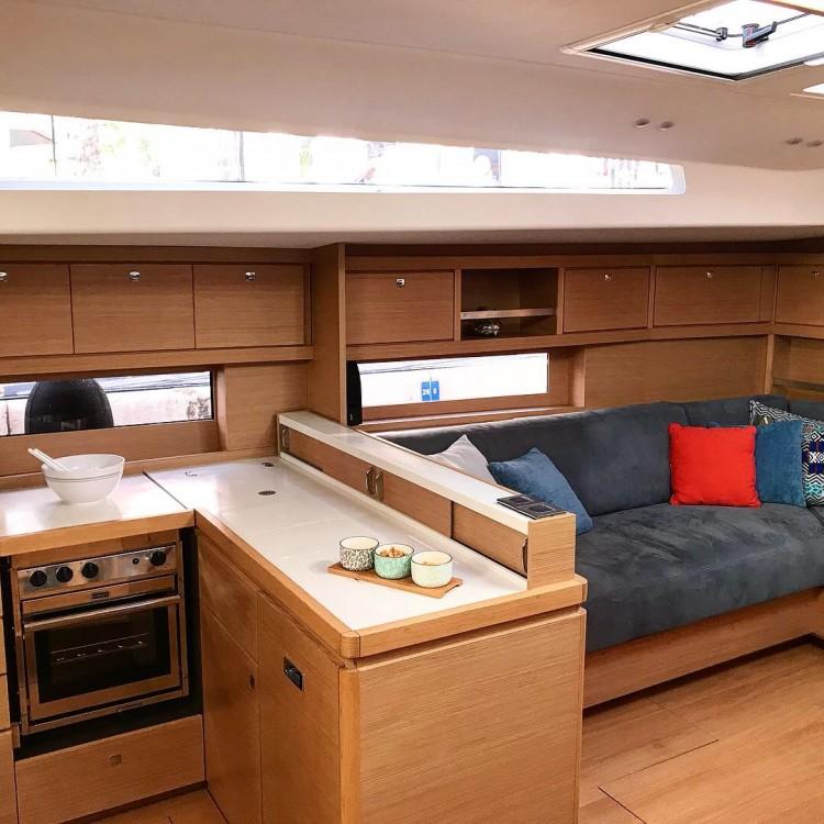 Noleggio barche Rogoznica economico Dufour 63 Exclusive