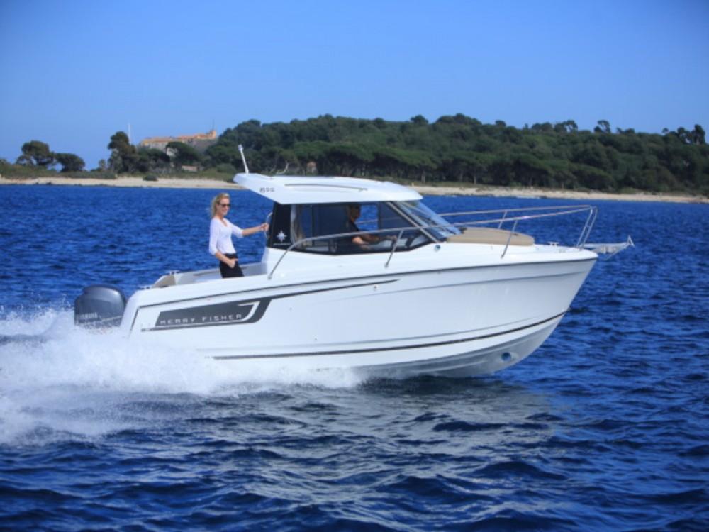 Noleggio barche Sukošan economico Merry Fisher 695 + Suzuki 150