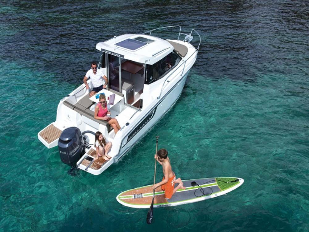 noleggio Barca a motore Sukošan - Jeanneau Merry Fisher 695 + Suzuki 150