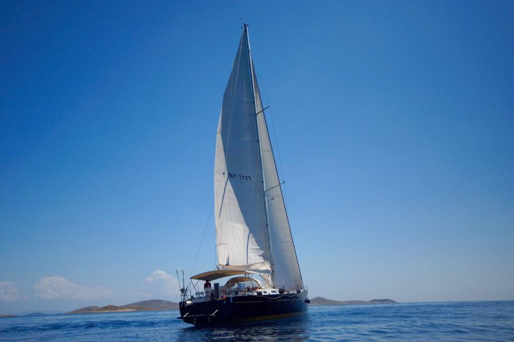Noleggio Barca a vela con o senza skipper Hanse Rogoznica