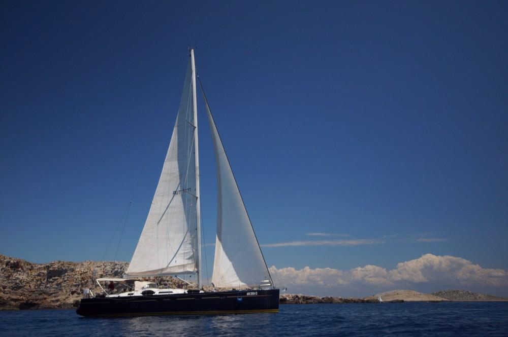 noleggio Barca a vela Rogoznica - Hanse Hanse 531