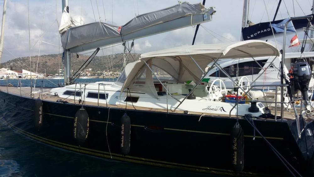Noleggio barche Rogoznica economico Hanse 531