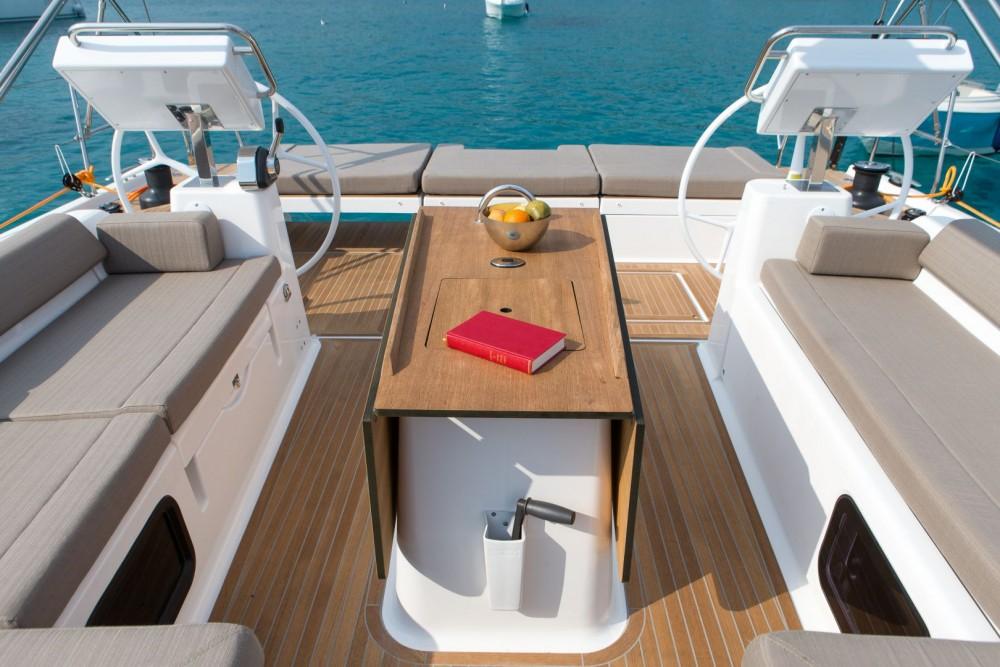 noleggio Barca a vela Rogosnizza - Dufour Dufour 56 Exclusive