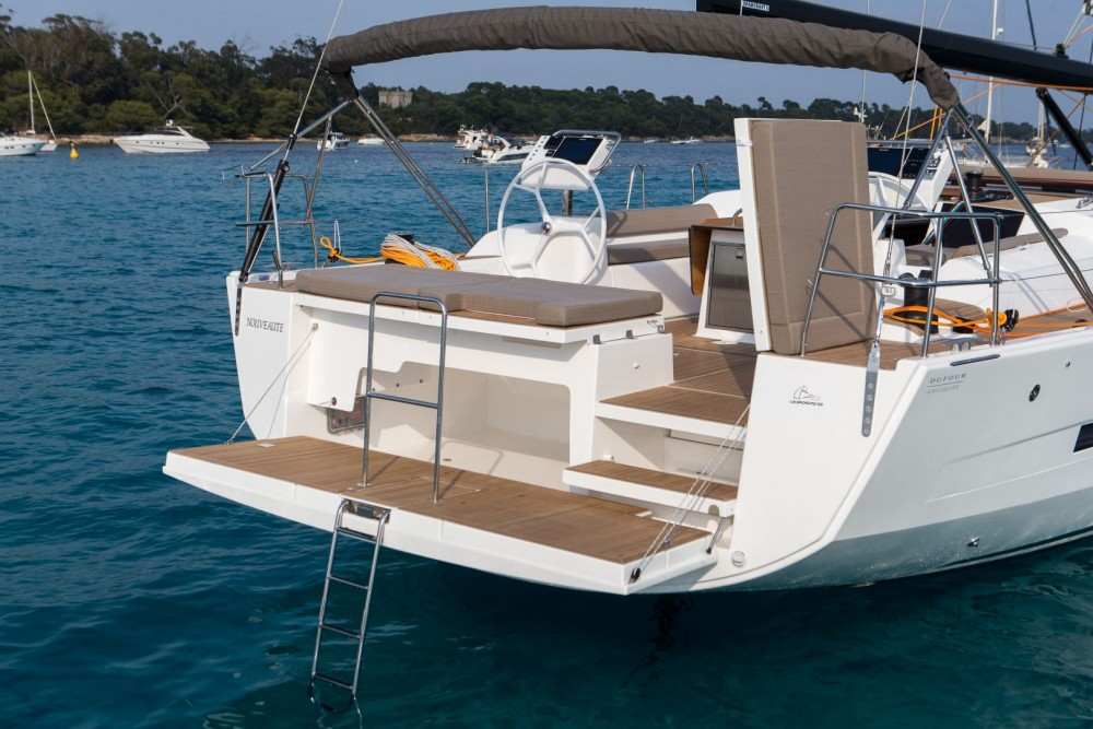Noleggio Barca a vela con o senza skipper Dufour Rogosnizza