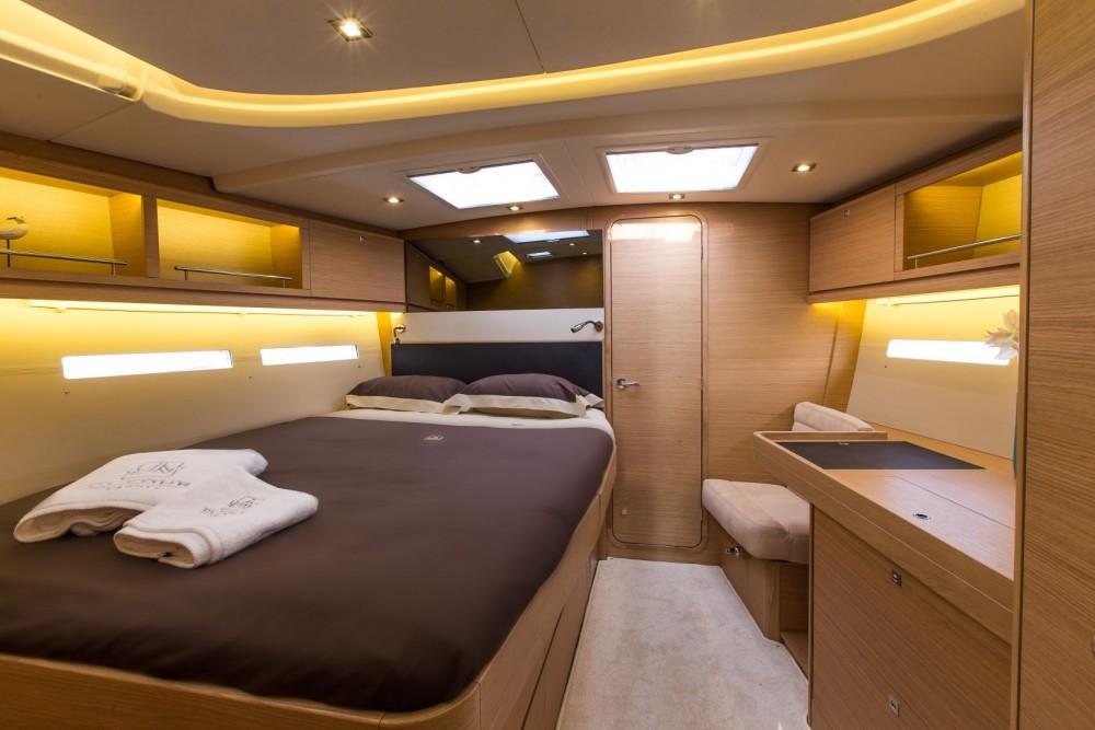 Noleggio yacht Rogosnizza - Dufour Dufour 56 Exclusive su SamBoat
