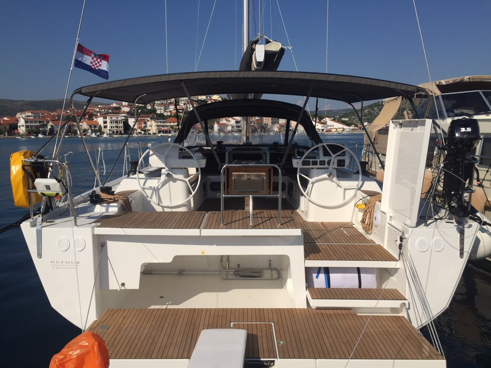 Noleggio barche Rogosnizza economico Dufour 56 Exclusive