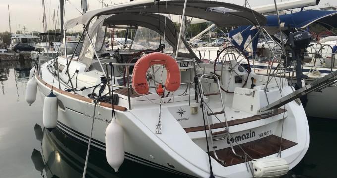 Noleggio barche Atene economico Jeanneau - Sun Odyssey 44