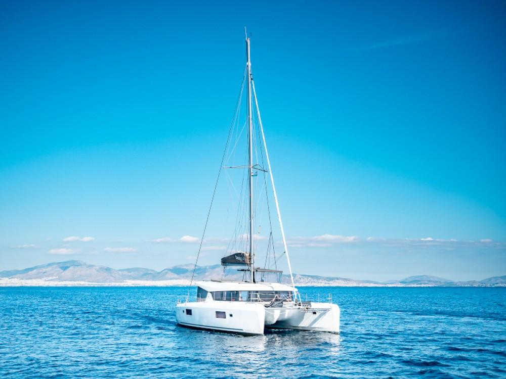 noleggio Catamarano Álimos - Lagoon Lagoon 42