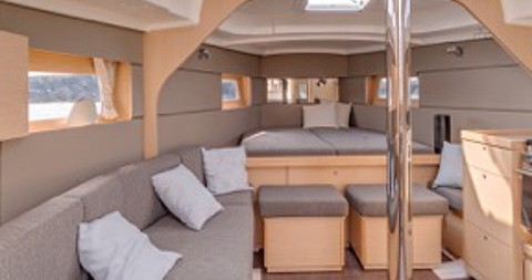 Noleggio Barca a vela a Atene – Bénéteau Oceanis 38