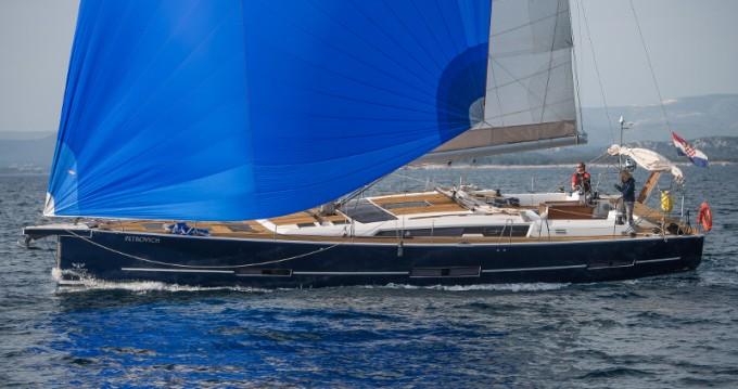 Noleggio Barca a vela a Primošten – Dufour Dufour 560 Grand Large