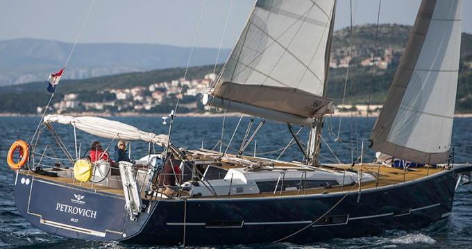 Noleggio barche Primošten economico Dufour 560 Grand Large