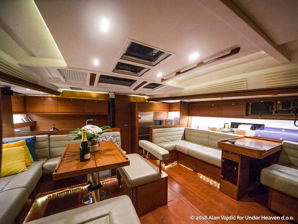 noleggio Barca a vela Capocesto - Dufour Dufour 560 Grand Large