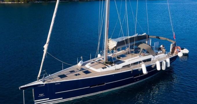 Noleggio Barca a vela con o senza skipper Dufour a Primošten
