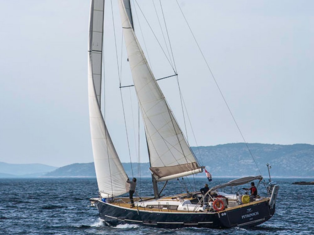 Noleggio barche Capocesto economico Dufour 560 Grand Large