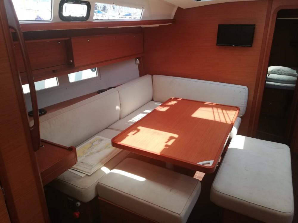 Noleggio Barca a vela Dufour con una patente