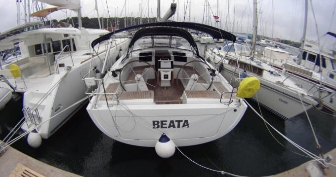 Noleggio barche Medulin economico Hanse 455