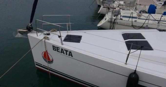 Noleggio Barca a vela a Medulin – Hanse Hanse 455
