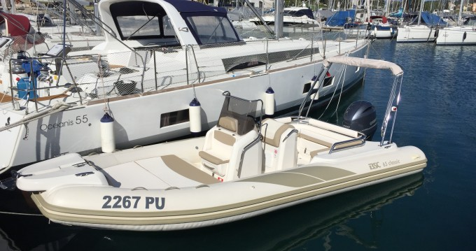 Noleggio Barca a motore con o senza skipper Bsc a Medulin