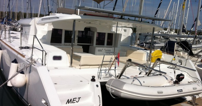 Noleggio barche Veruda economico Lagoon 450
