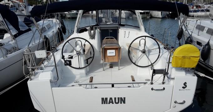 Bénéteau Oceanis 38 tra privati e professionisti a Medulin