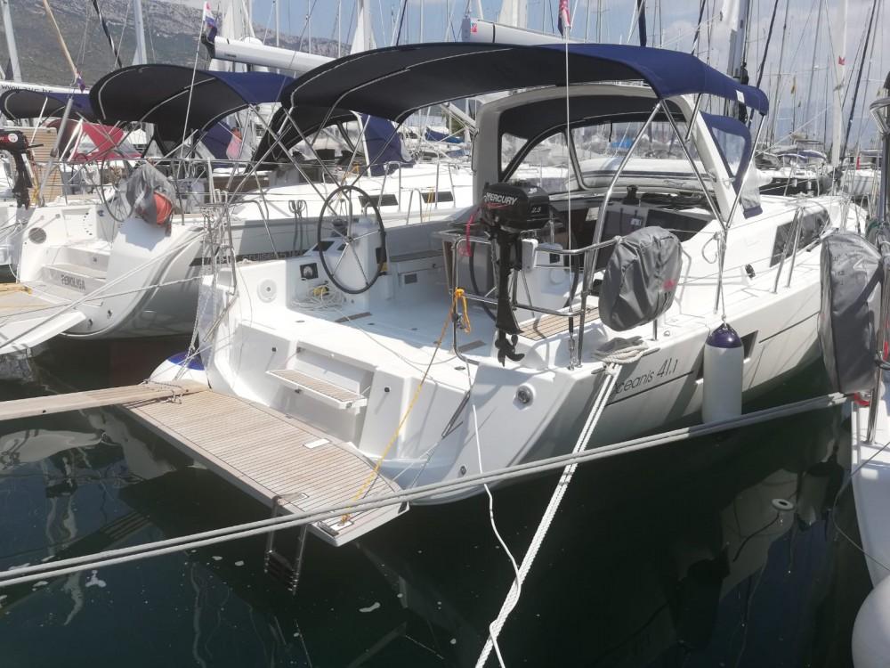 Noleggio Barca a vela con o senza skipper Bénéteau Medolino