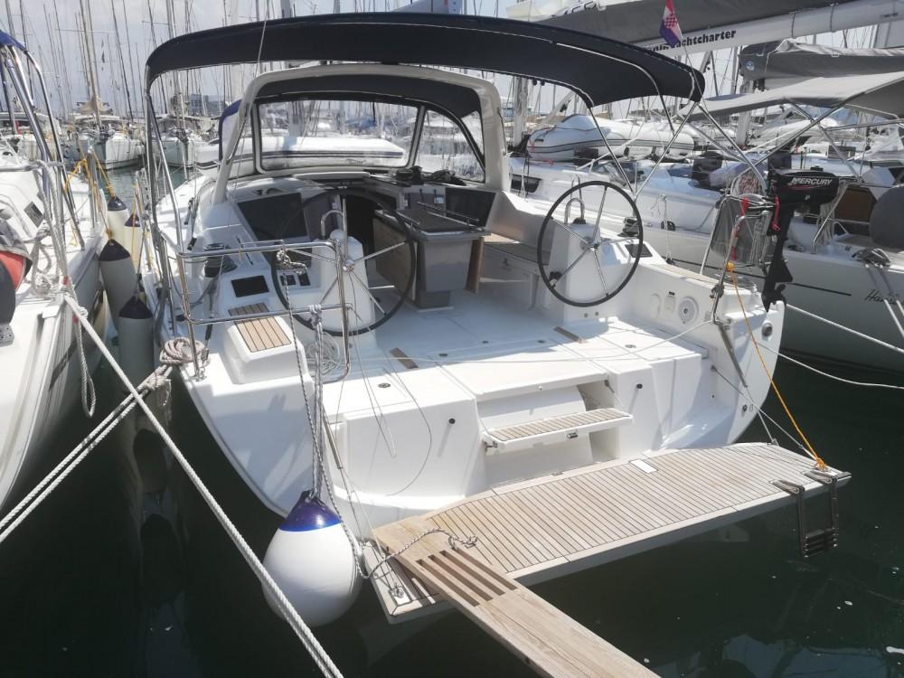 noleggio Barca a vela Medolino - Bénéteau Oceanis 41.1