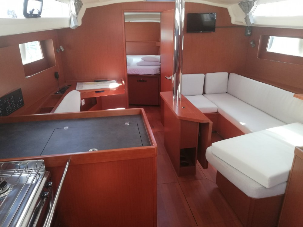 Noleggio yacht Medolino - Bénéteau Oceanis 41.1 su SamBoat