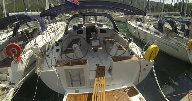 Noleggio Barca a vela a Ragusa – Hanse Hanse 415