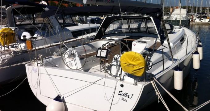 Noleggio Barca a vela a Ragusa – Hanse Hanse 445