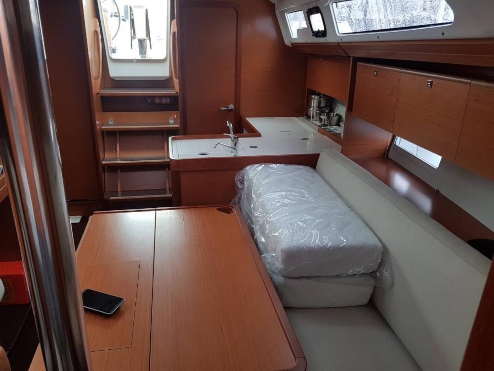 Noleggio Barca a vela con o senza skipper Dufour Comolaz