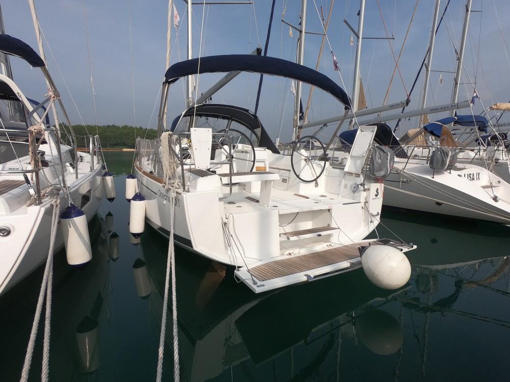 Noleggio yacht  - Bénéteau Oceanis 35.1 su SamBoat