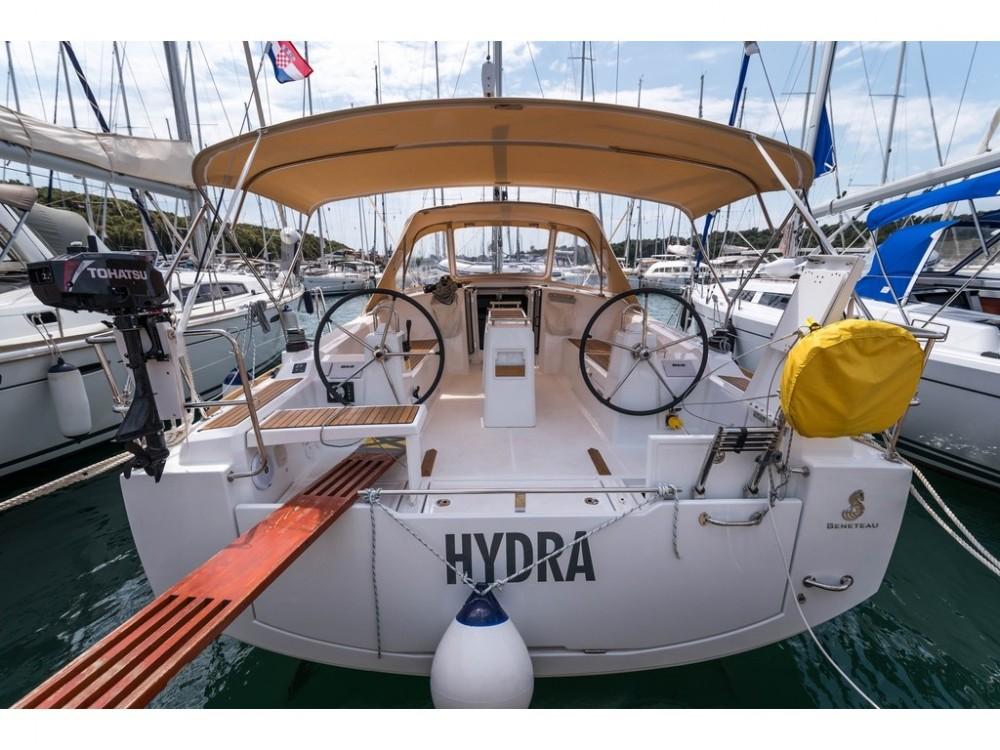 Noleggio Barca a vela con o senza skipper Bénéteau Comolaz