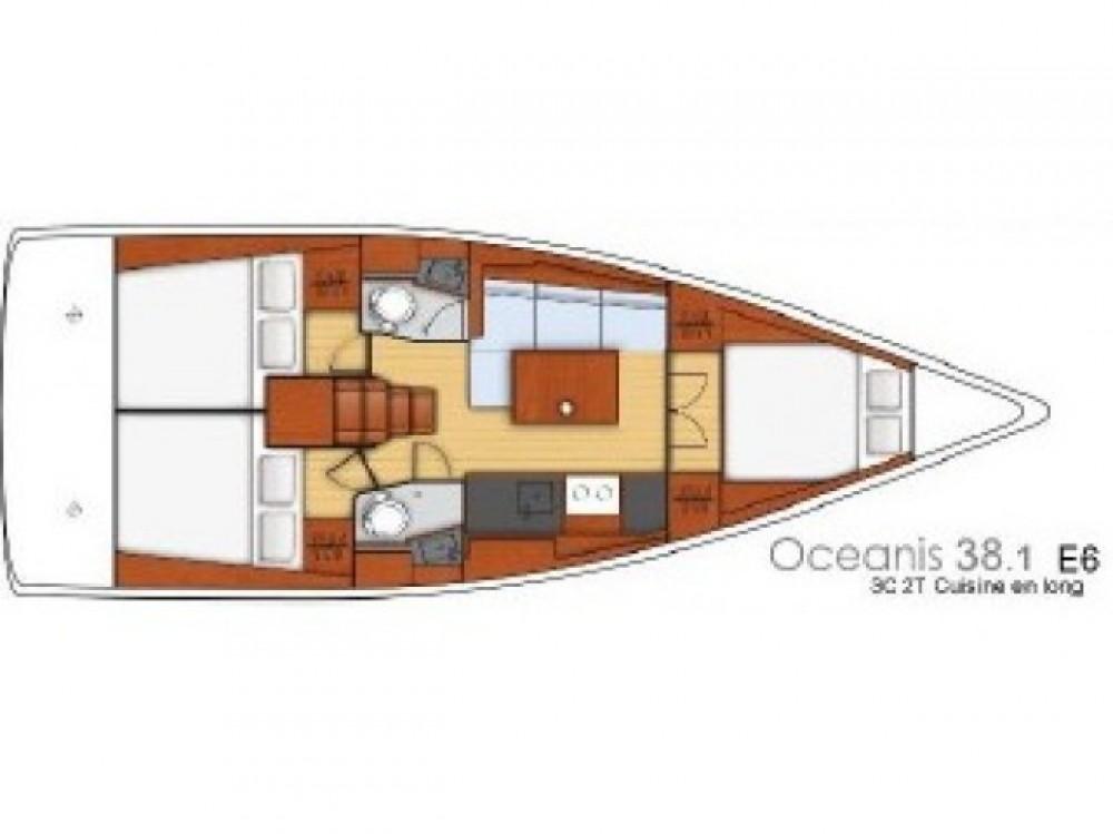 Barca a vela a noleggio Castel Abadessa al miglior prezzo
