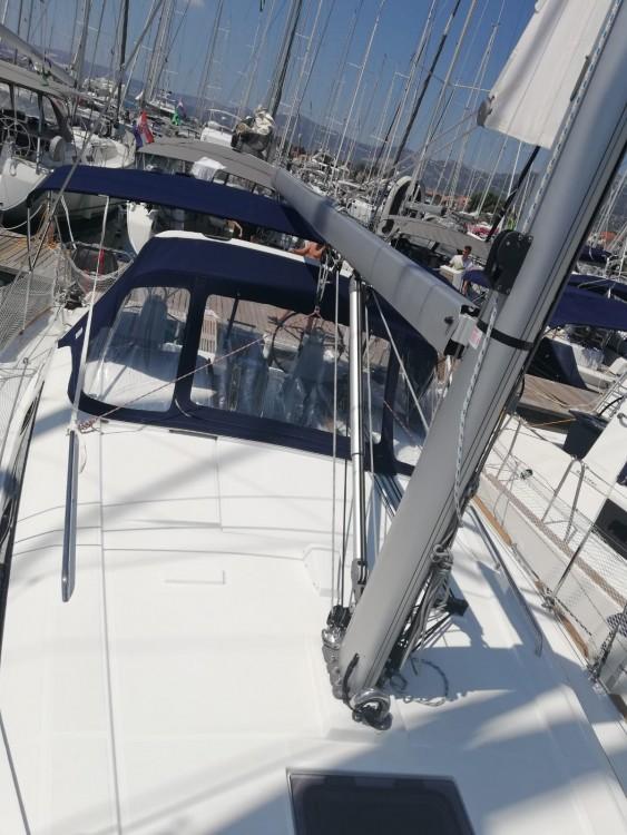 noleggio Barca a vela Castel Abadessa - Bénéteau Oceanis 38.1
