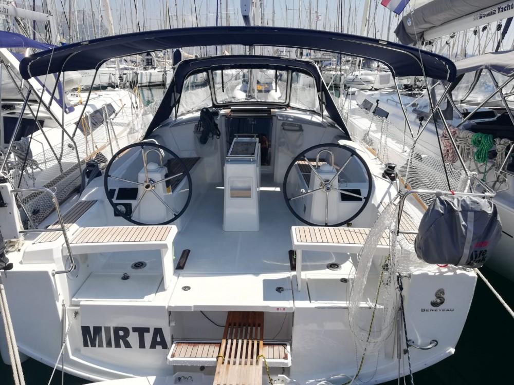 Noleggio Barca a vela con o senza skipper Bénéteau Castel Abadessa