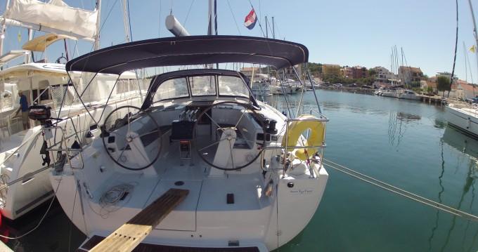 Noleggio barche Hanse Hanse 445 a Medulin su Samboat