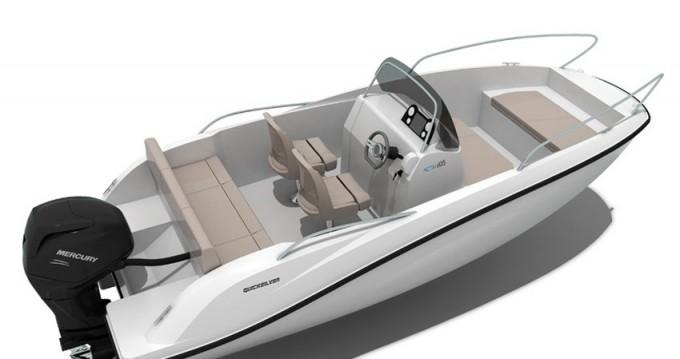 Noleggio barche Medulin economico Quicksilver activ 605 sundeck