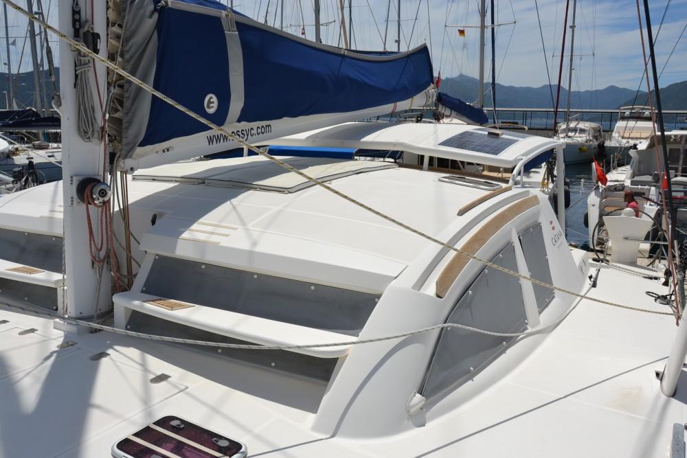 noleggio Catamarano Marmaris - Catana Catana 47 Carbon