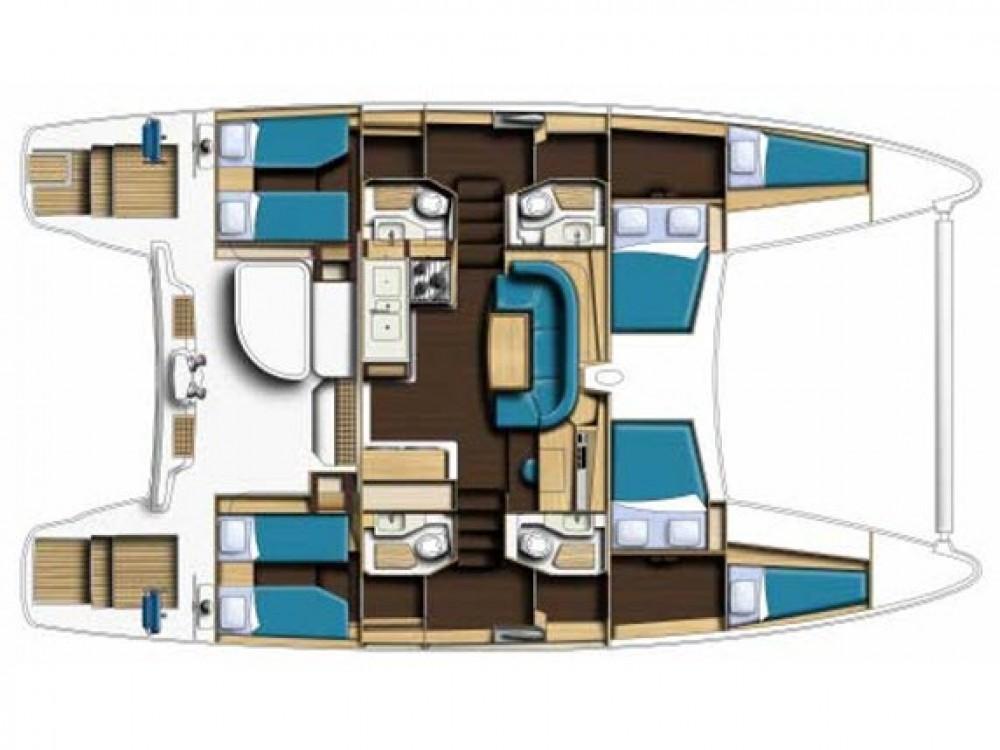 Noleggio yacht Marmaris - Catana Catana 47 Carbon su SamBoat