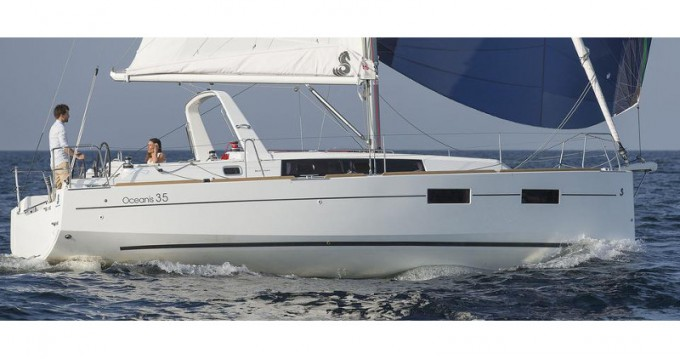 Noleggio Barca a vela a Marmaris – Bénéteau Beneteau Oceanis 35