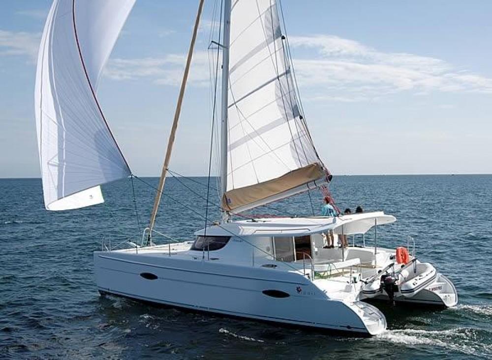 Catamarano a noleggio Marmaris al miglior prezzo