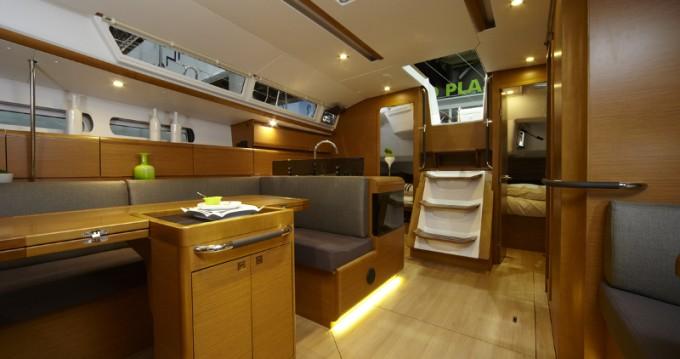 Noleggio Barca a vela a Marmaris – Jeanneau Sun Odyssey 439