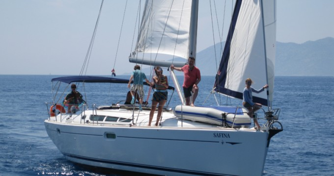 Noleggiare una Jeanneau Sun Odyssey 45 a Fethiye