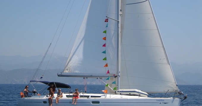 Noleggio barche Jeanneau Sun Odyssey 45 a Fethiye su Samboat
